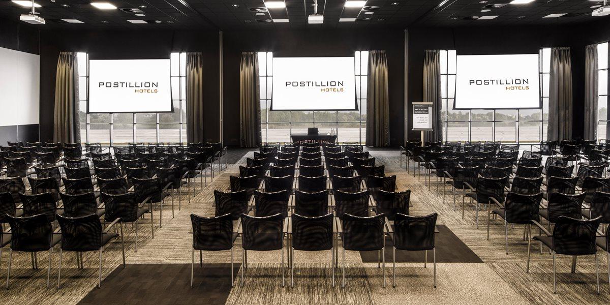 Postillion Hotels Nederland - Geschikte vergaderzalen voor uw ...